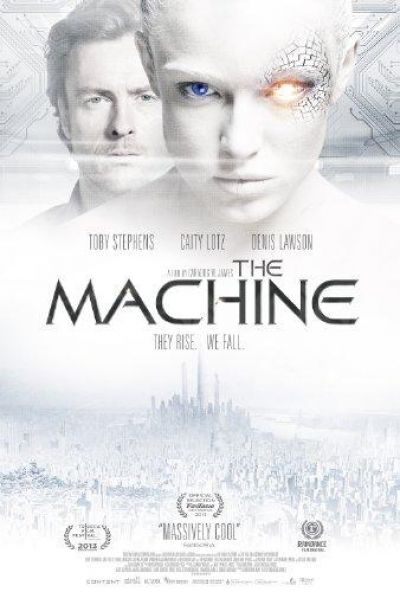 the machine